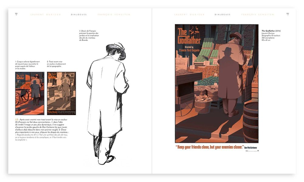 Dialogues Editorial Layout Design