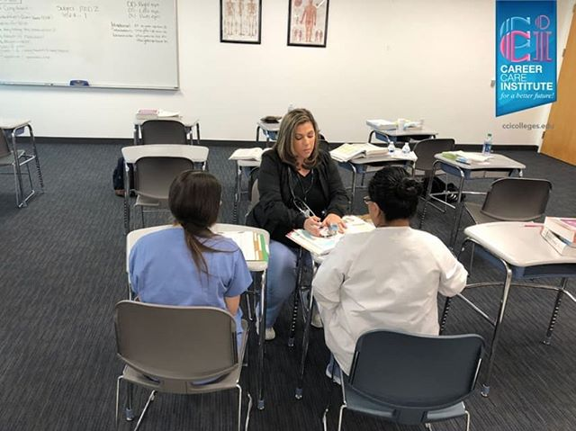 Here at CCI our instructors are HANDS ON. We're here to help YOU succeed! . . For more information about our programs please visit our website at https://www.ccicolleges.edu/admissions-requirements/ or call us at (805) 804-9119- Oxnard Campus (951) 977-4255- Moreno Valley Campus (661) 418-5860- Lancaster Campus . . #medicalassisting #dentalassisting #dental #medical #vocationalschool #vocationalnursing #vocationaltraining #nursingschool #nursingstudent #nursingstudents #lancaster #santaclaritavalley #santaclarita #scv #ventura #venturacounty #palmdale #palmdaleca #oxnard #oxnardca #antelopevalley #antelopvalleylife #lancaster #lancasterca #medicalfield #medicalschool #medicalstudent #AVnursesrock #ccicolleges #forabetterfuture