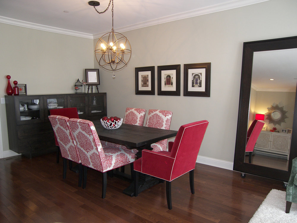 Wendy Nobriga ASID Park Ridge IL Dining Room
