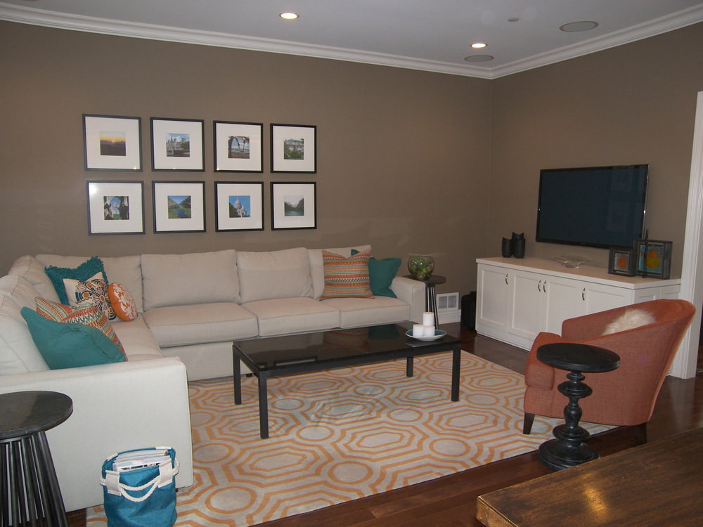 Wendy Nobriga ASID Park Ridge IL Family Room