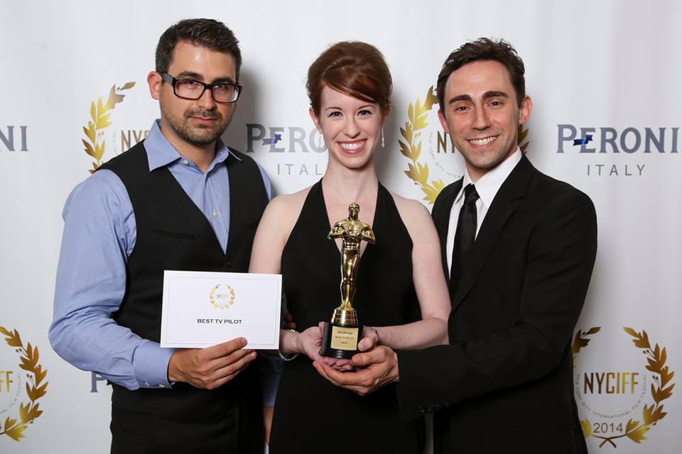 The Grid - Best TV Pilot Award - NYCIFF.jpg