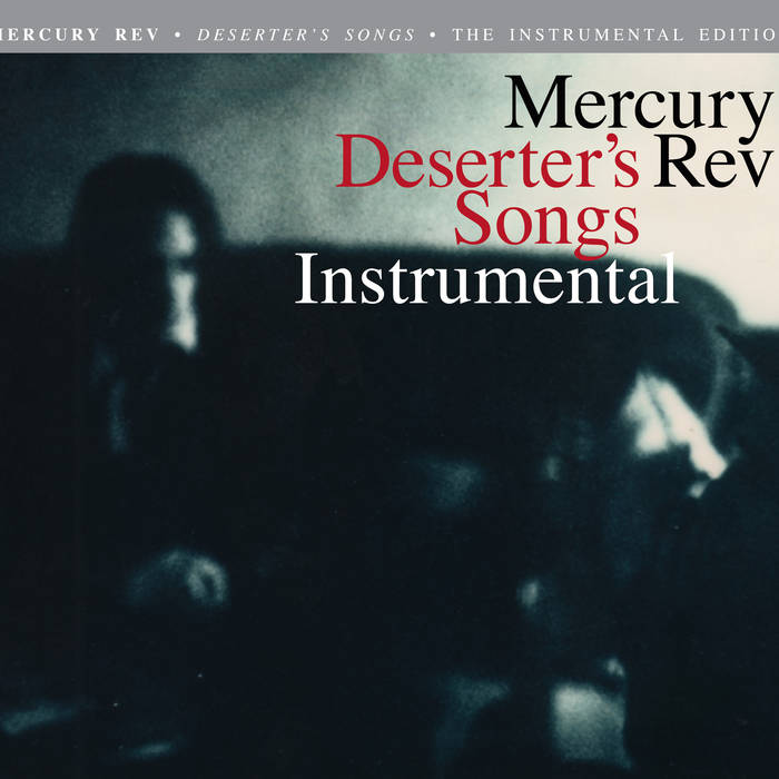 Mercury Rev: Deserter's Songs (instrumental) - ©2011 In 1998, for Mercury Rev (who had become know for their arty, left-field pop), Deserter's Songs was something of a revelation. Tweaking their reputation for harsh noisy freakouts, the album was a lush, orchestral counterpoint to the band's catalogue at that point. And now, Deserter's Songs has been re-mixed and remastered in a special Instrumental Edition, accentuating the orchestral cosmic-fantasia of this epic space-rock americana classic in full 3D cinematic scope! The band's long-time friend (and original bass player) Dave Fridmann has created instrumental mixes of all of the tracks excluding 'Goddess On A HiWay,