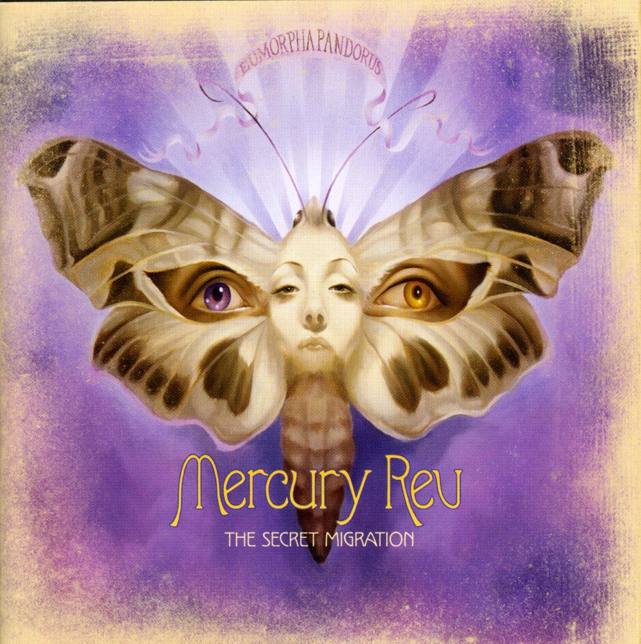 Mercury Rev: The Secret Migration - ©2005 The sixth studio album from Mercury Rev, recorded entirely at the band's own studio in Kingston, NY.
