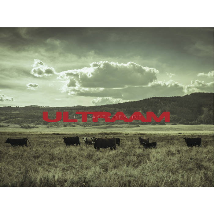 Ultraam: The Pastures Of Ultraam  - ©2017 The debut long-player from the Hudson Valley based noise-rock/spazz-jazz/improv supergroup was culled from over 20 hours of improvised live performances,and then sliced, diced, mangled & remixed, Teo Macero style. These bold sonic explorations are not for the faint of heart.