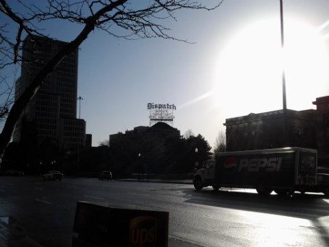 Columbus Dispatch headquarters