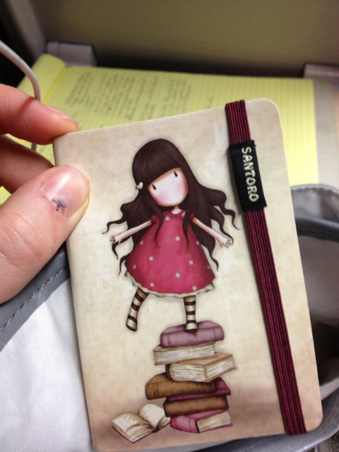 gorjuss notebook