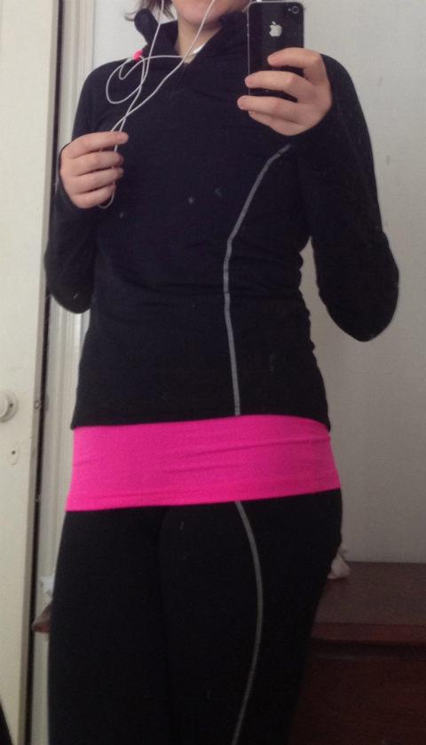 Sweaty Betty running kit