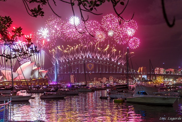 New Year in Sydney