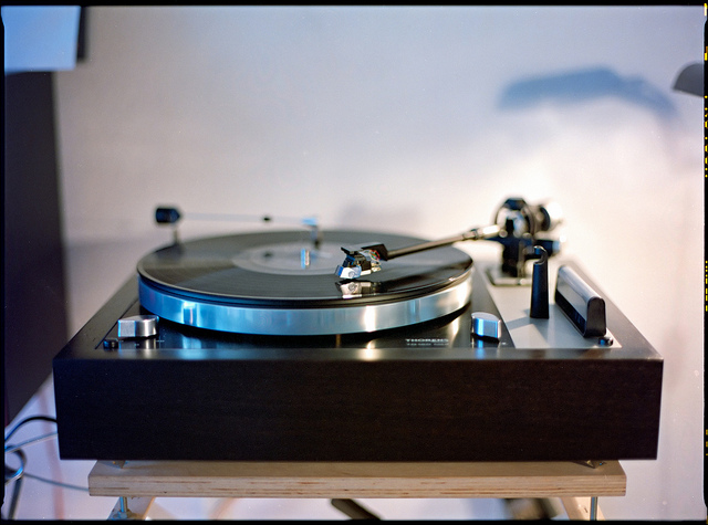 analogue revolution: record player