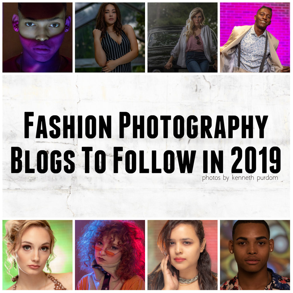 Fashion Photography Blogs To Follow in 2019