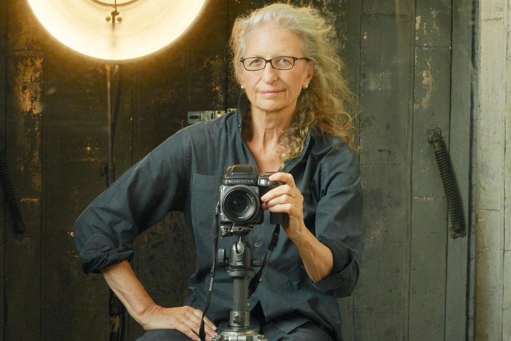 Annie Leibovitz Press Photo