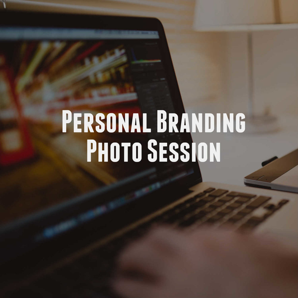 Personal Branding Photo Session