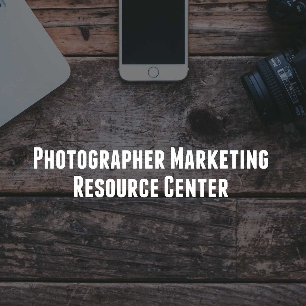 Photographer Marketing Resource Center
