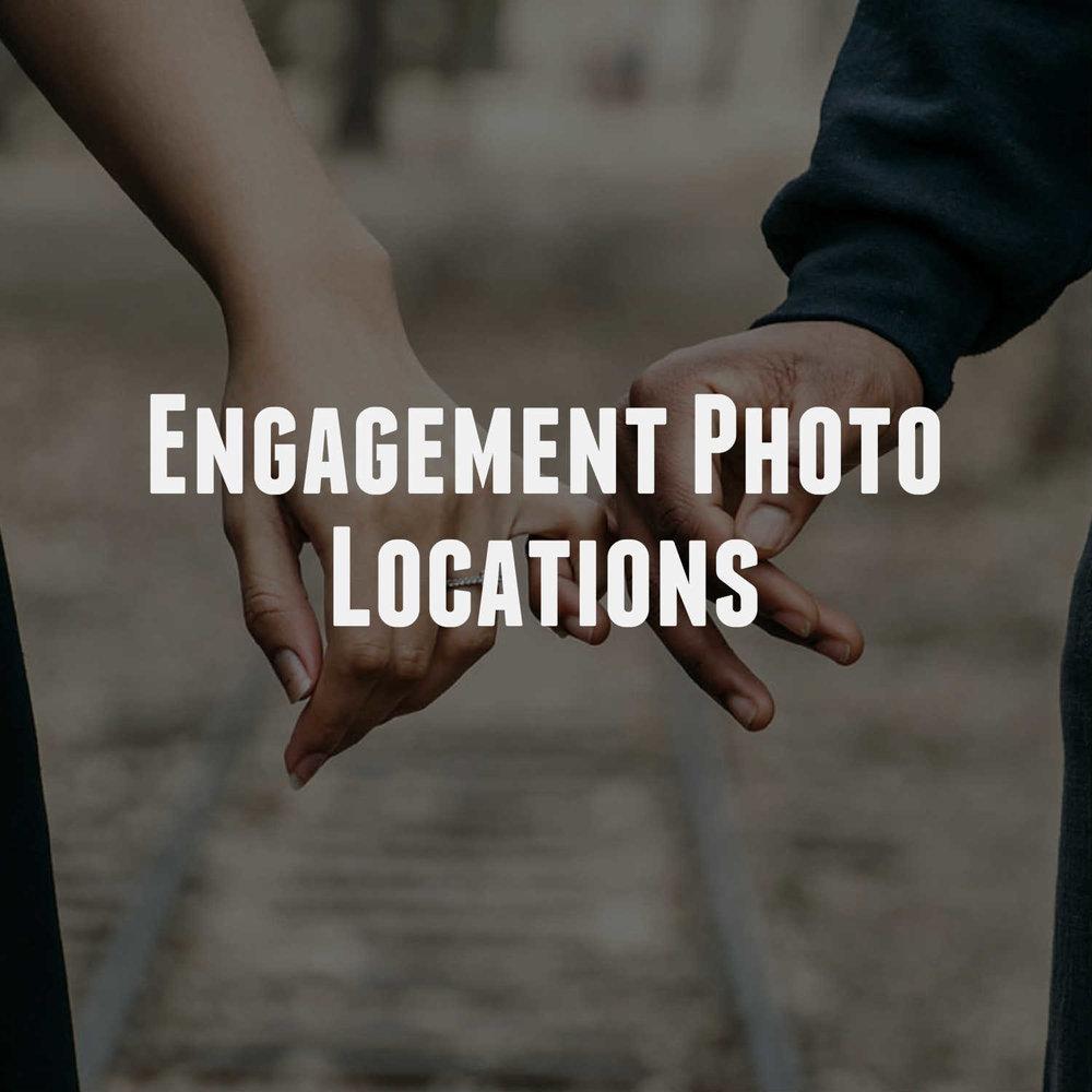 Engagement Photo Locations Nashville, TN