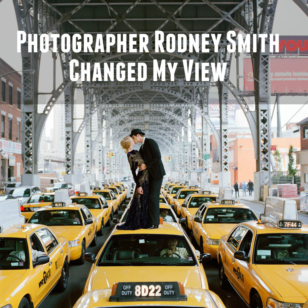 Photographer Rodney Smith Changed My View