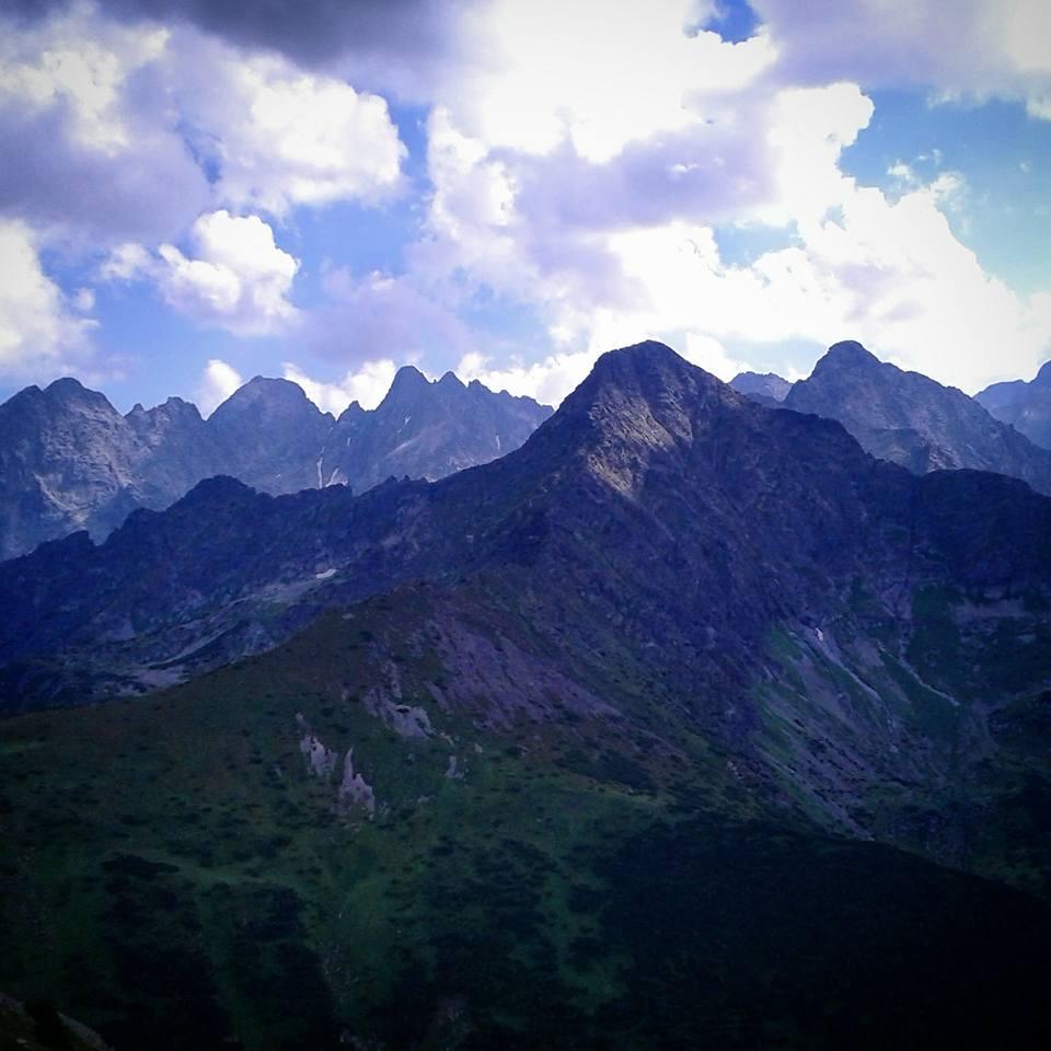Vysoké (High) Tatry