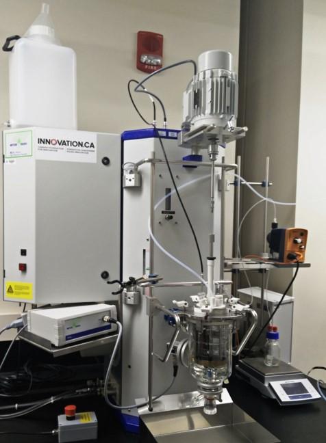 Reaction Calorimetry Workstation  (Heat Profiles, Chemical Conversion, Specific Heat, Reaction Enthalpy, Thermal Risks)