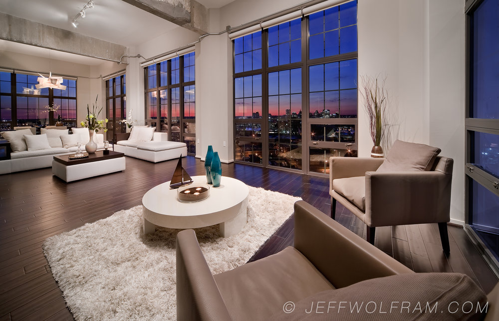 residential interior photographer of washington dc virginia