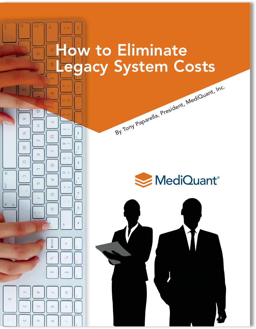 How to Eliminate Legacy System Costs