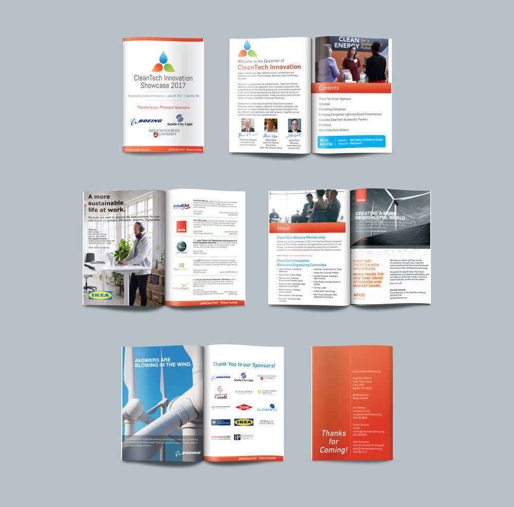 Program - Sample Pages
