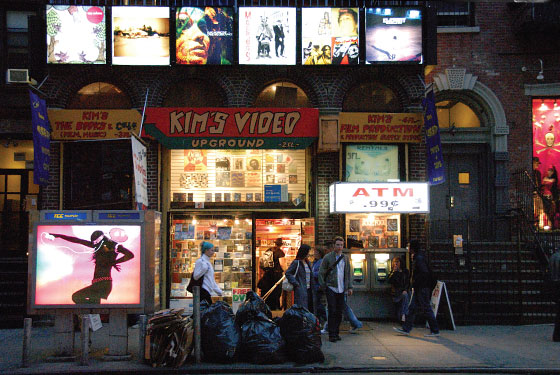 Photo of Mondo Kim's, courtesy NY Magazine