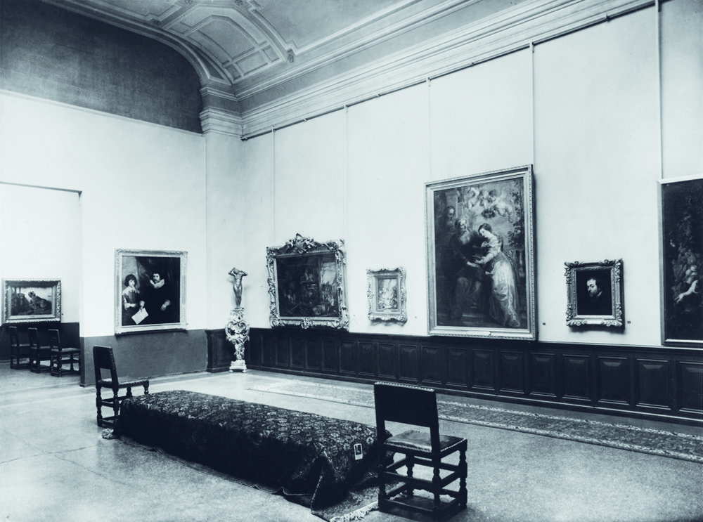 Belgian Art Exhibition,  Kunsthalle Bern , March 27-June 7, 1926