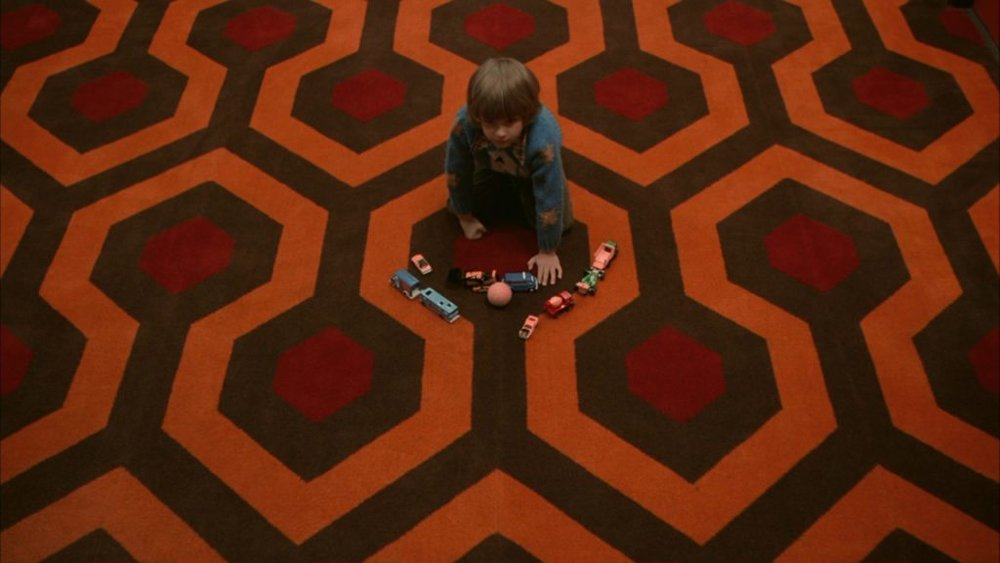 From Stanley Kubrick's  The Shining