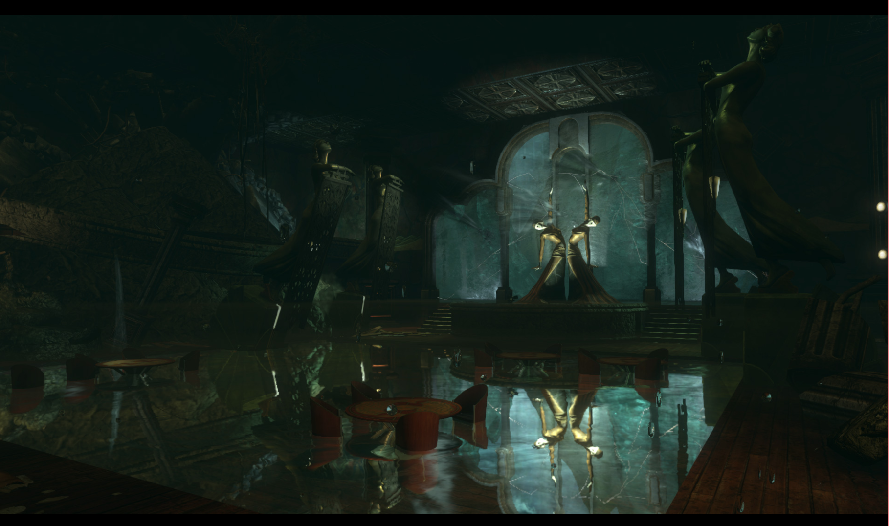 Screenshot from Bioshock