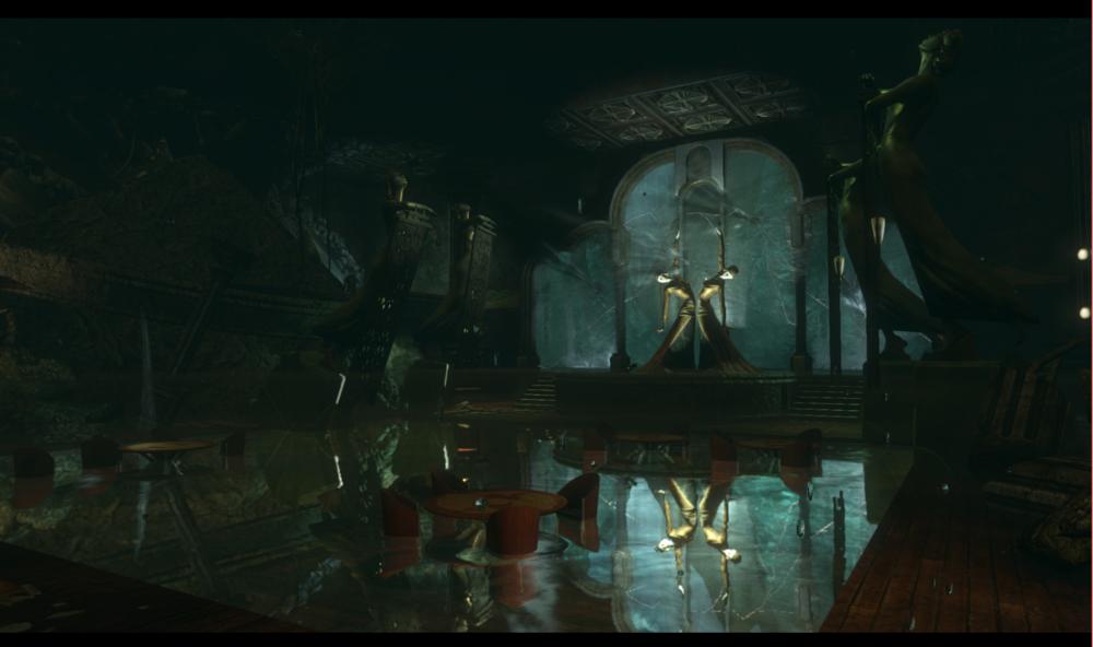 Screenshot from Bioshock