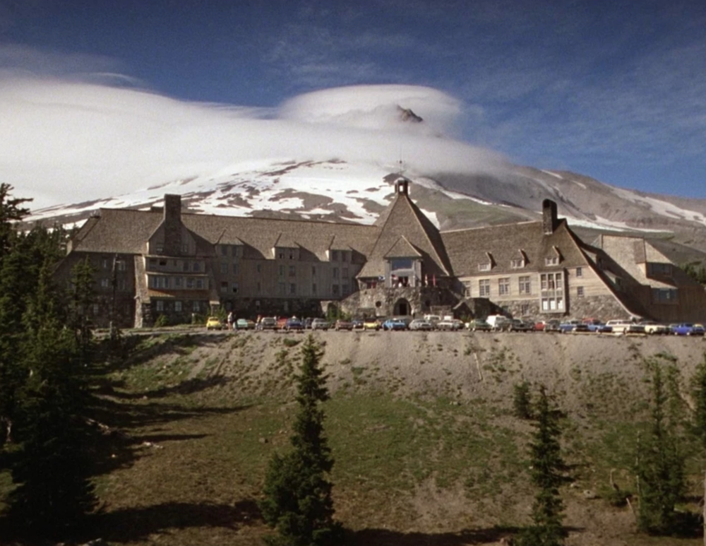 The Overlook in Stanley Kubrick's  The Shining