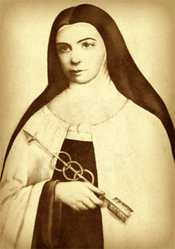 Sr. Marie de Saint Pierre (Sr. Mary of St. Peter)