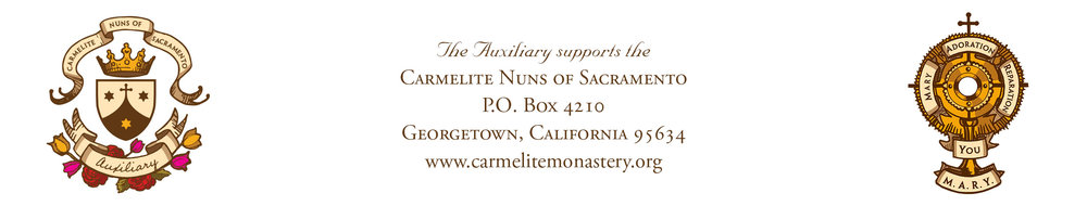 Auxiliary Newsletter Banner