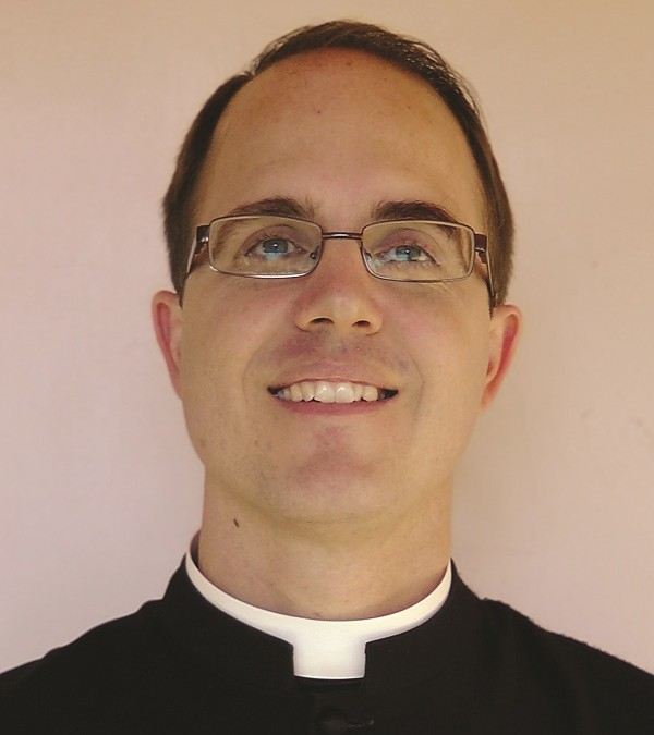 Father Matthew Spencer, O.S.J.