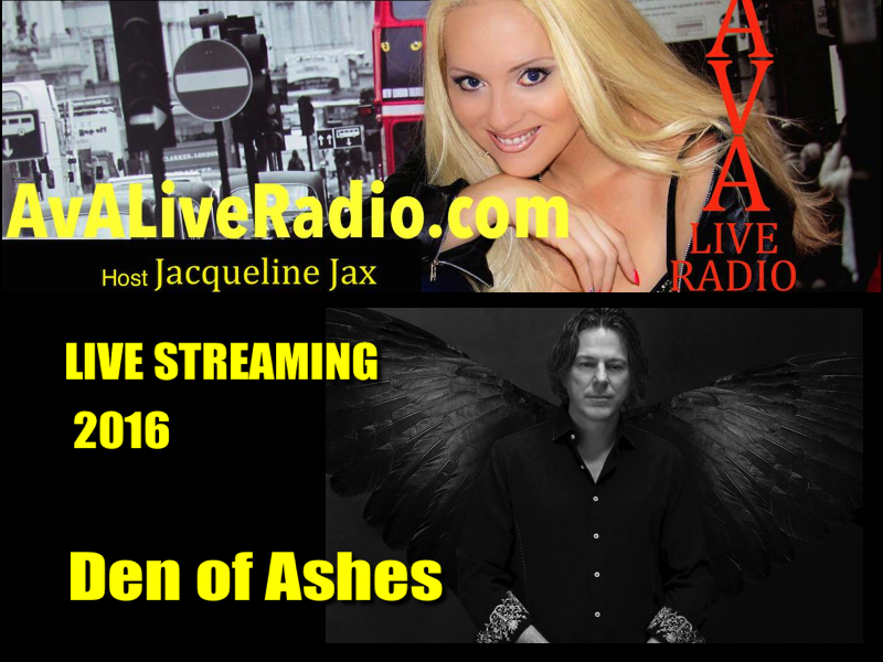 den of ashes A.V.A Live Radio Live Streaming 2016.jpg