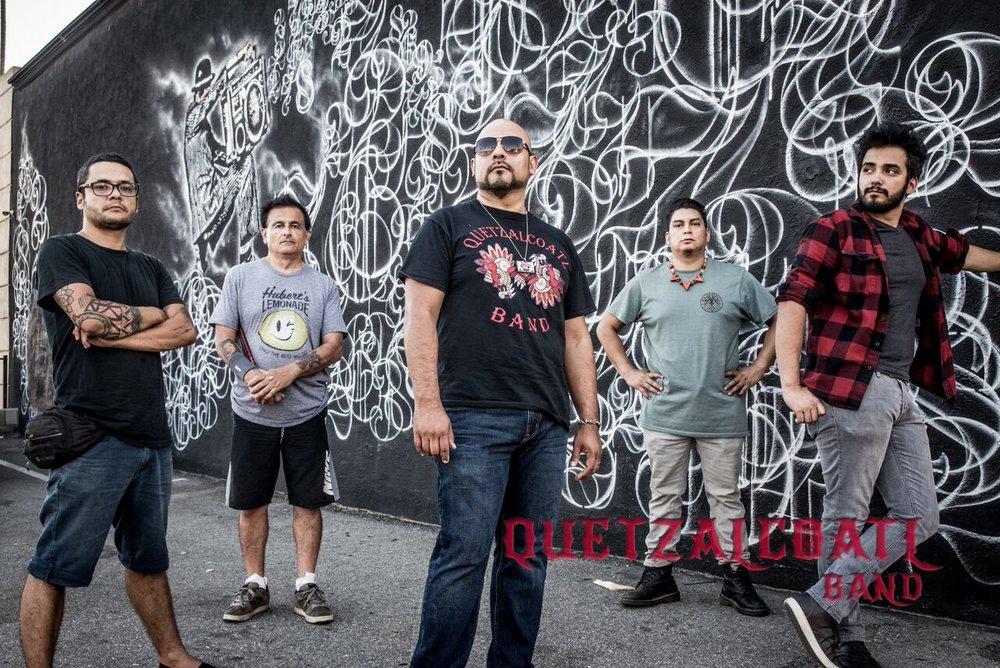 Quetzalcoatl Band 1.jpg