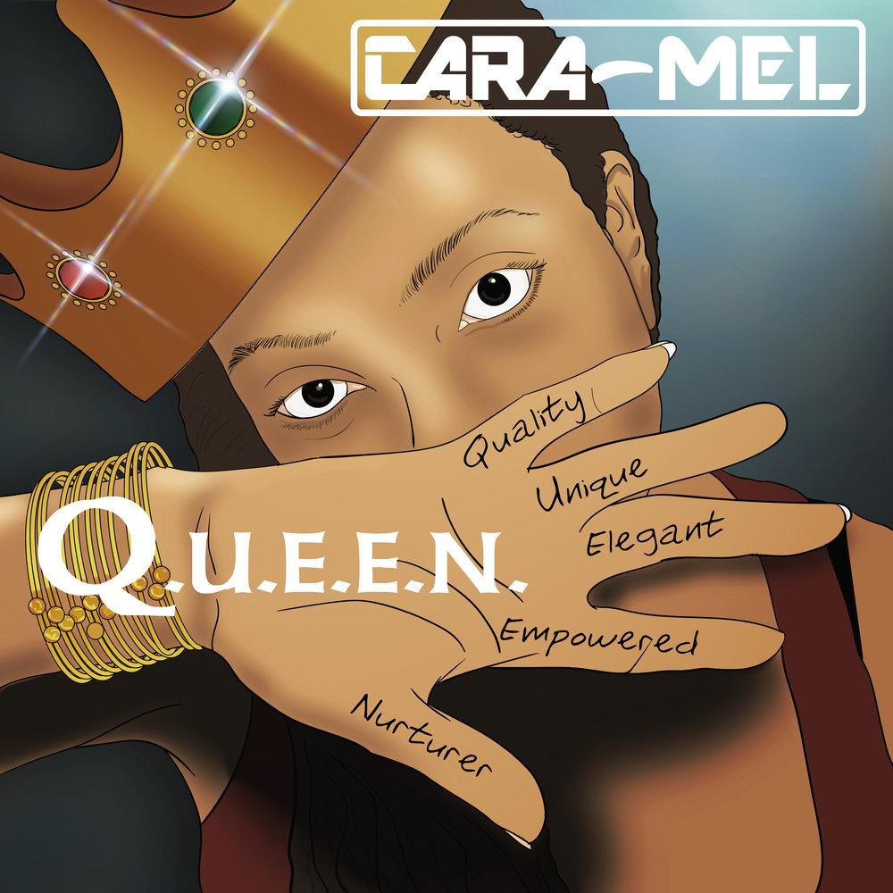 Cara-Mel Q.U.E.E.N. Cover Art.jpg