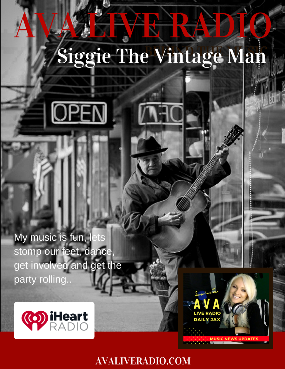 Siggie The Vintage Man AVA LIVE RADIO.png