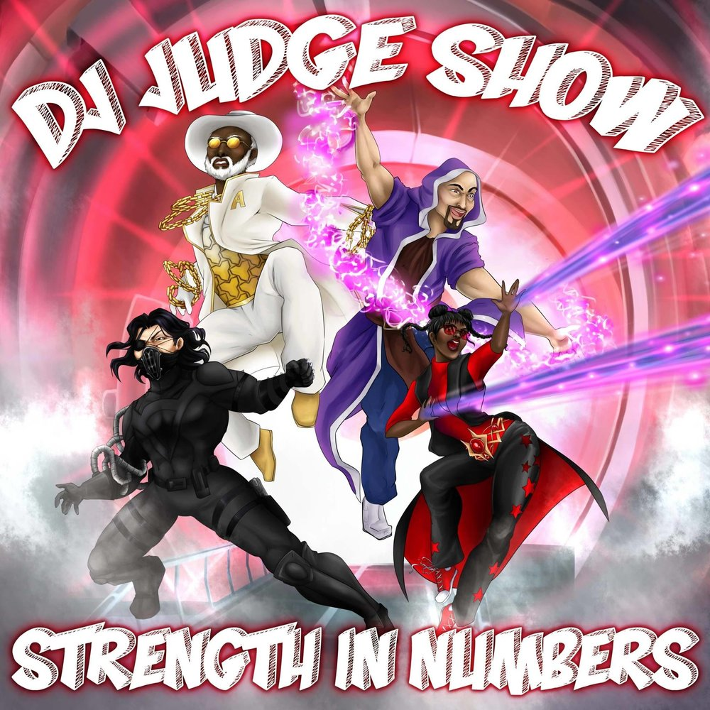 DJ Judge Show- Strength In Numbers.jpg