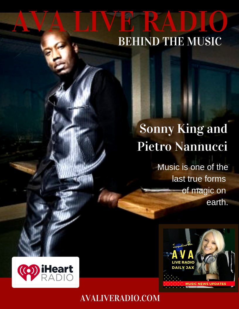 Sonny King and Pietro Nannucci AVA LIVE RADIO.png
