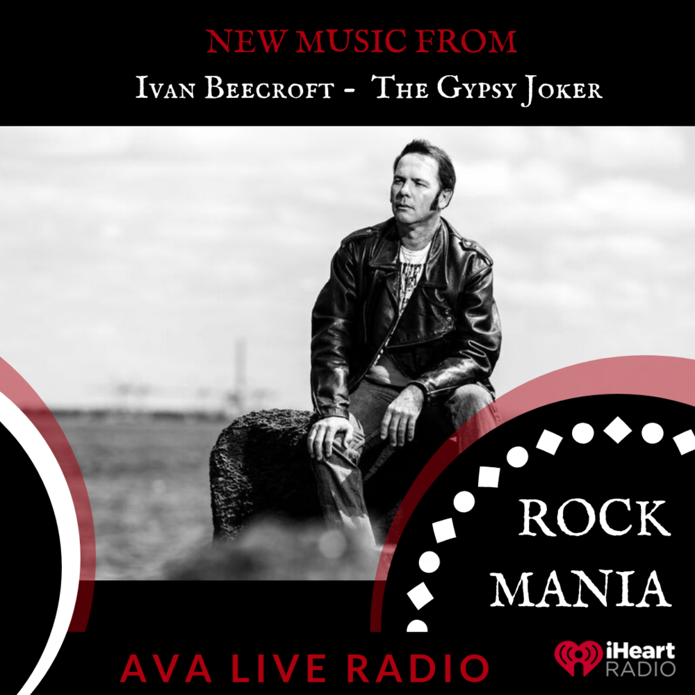 Ivan Beecroft The Gypsy Joker  AVA LIVE RADIO NEW MUSIC MONDAY(1).png