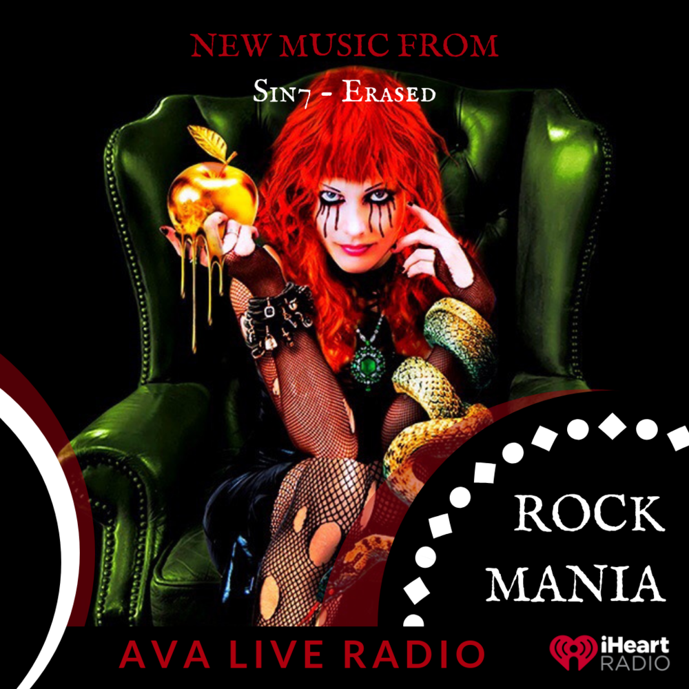 Sin7 AVA LIVE RADIO Rock Mania.png