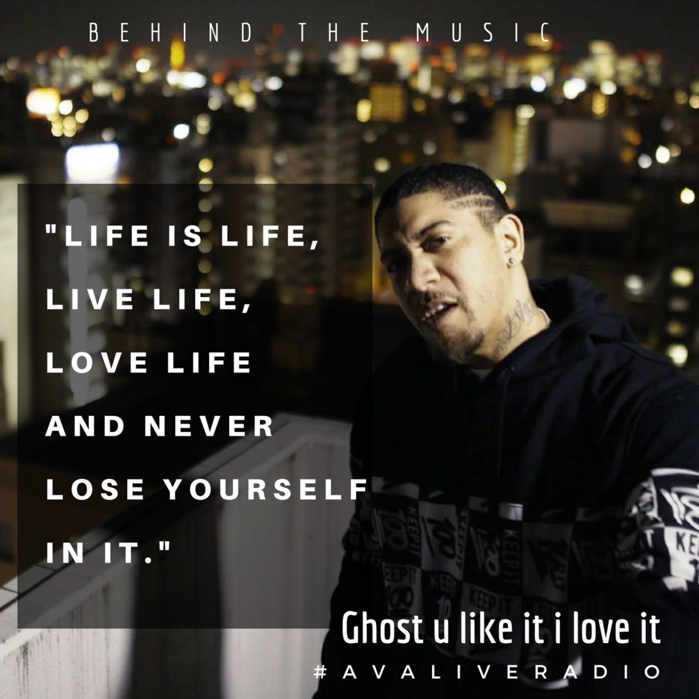 Ghost u like it I love it music quote avaliveradio.png