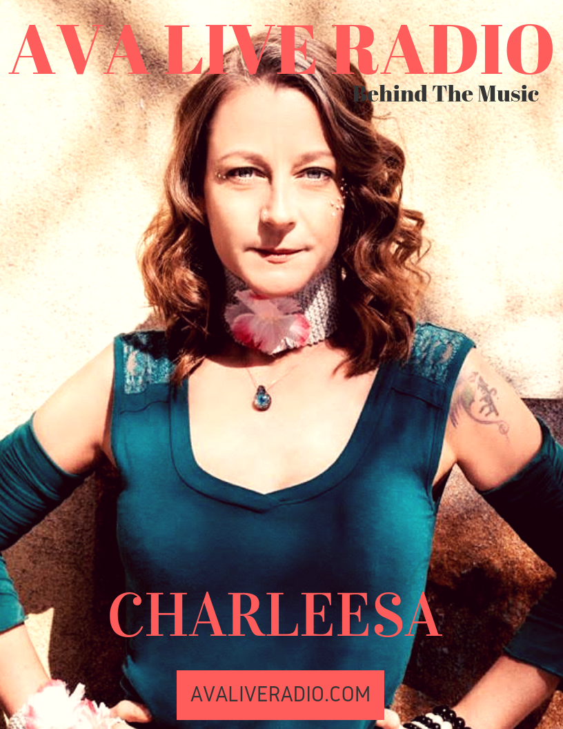 Charleesa behind the music avaliveradio.png