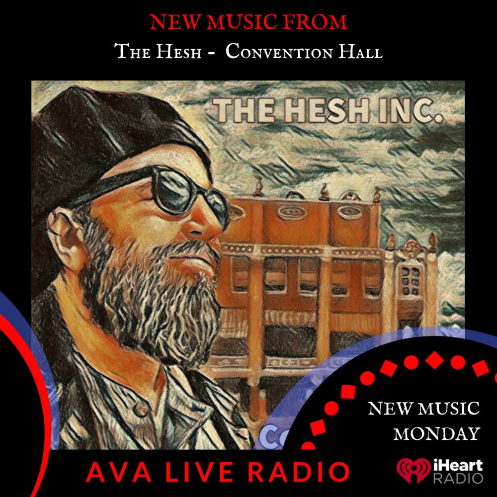 the hesh AVA LIVE RADIO NEW MUSIC MONDAY(2).png