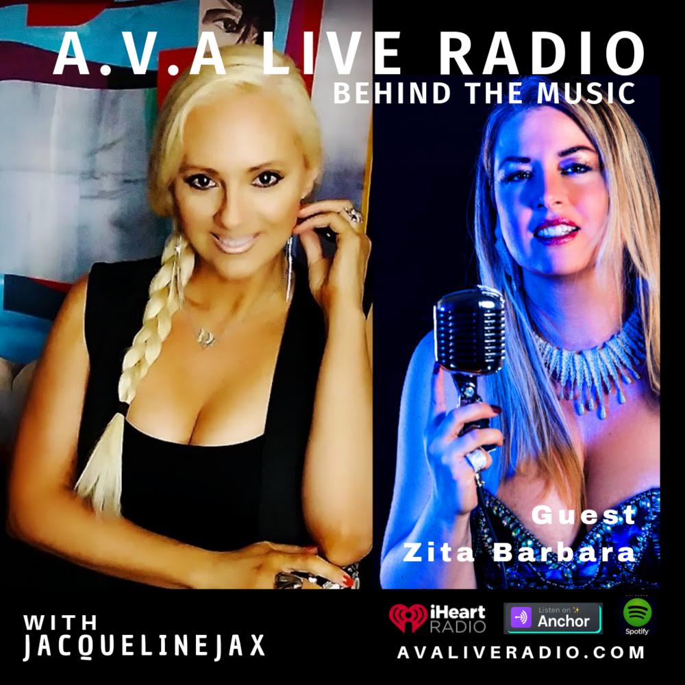 Zita Barbara interview AVALIVERADIO.png