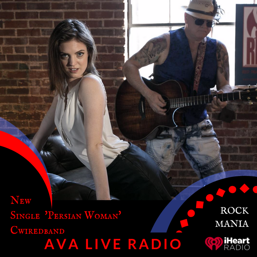 cwired band AVA LIVE RADIO rock mania.png