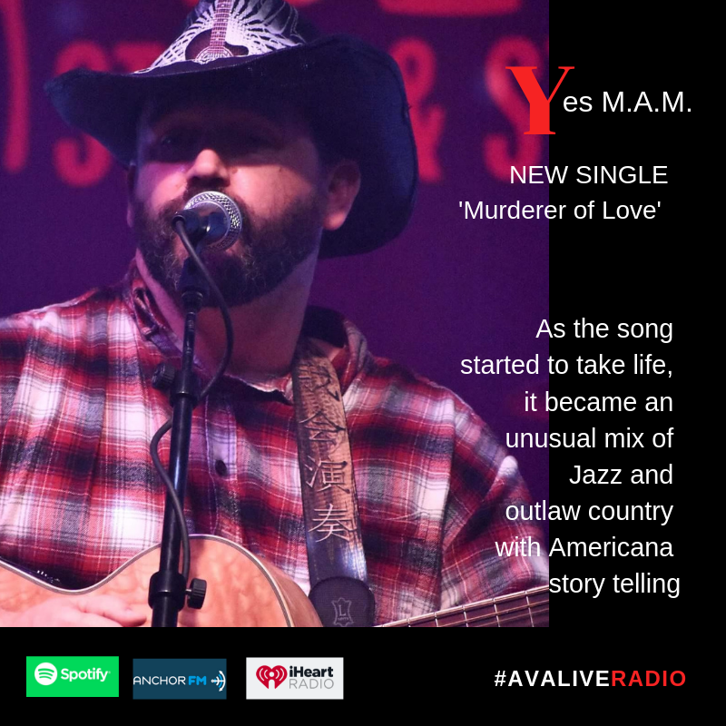 Yes mam avaliveradio new music monday country.png