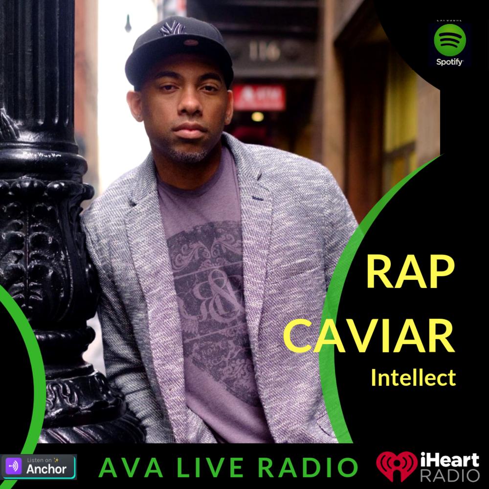 Intellect AVA LIVE RADIO Rap caviar NEW MUSIC MONDAY(1).png
