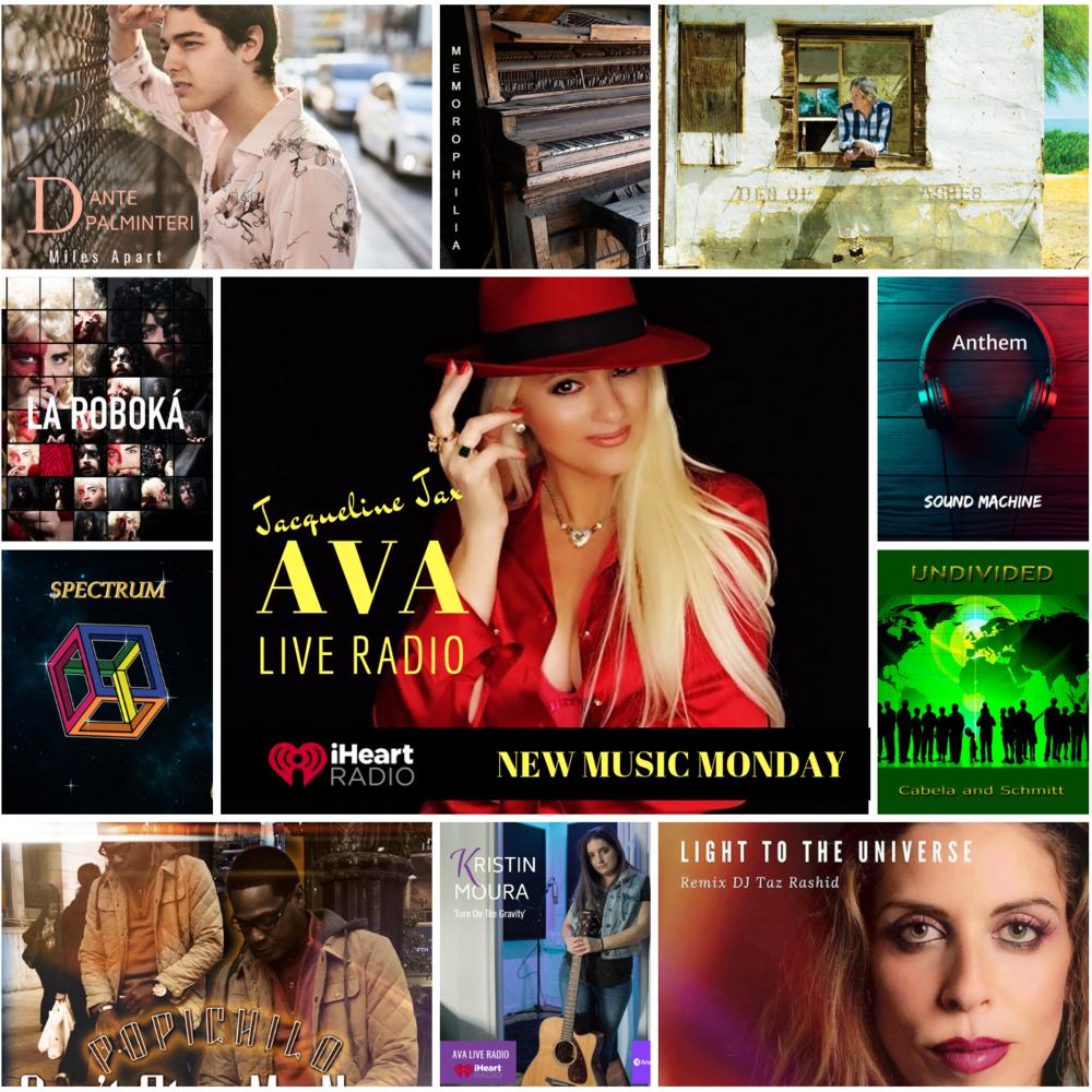 3.18 New Music Monday avaliveradio.png