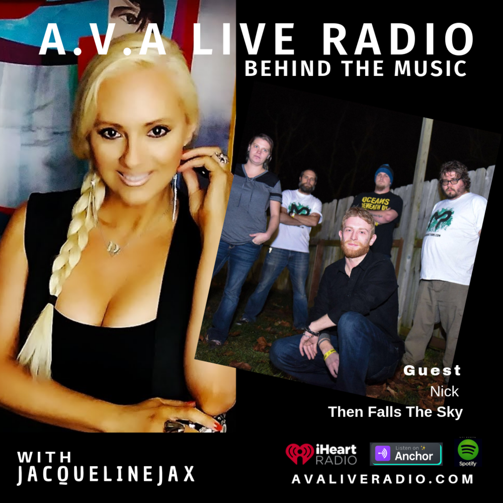 Then falls the sky behind the music @AVALIVERADIO(1).png